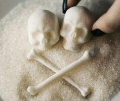 Perigos do açúcar para o Coração