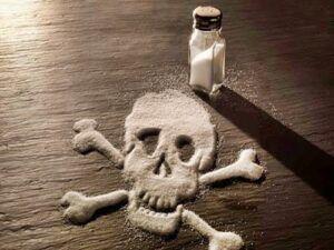 Quais são os malefícios do sal