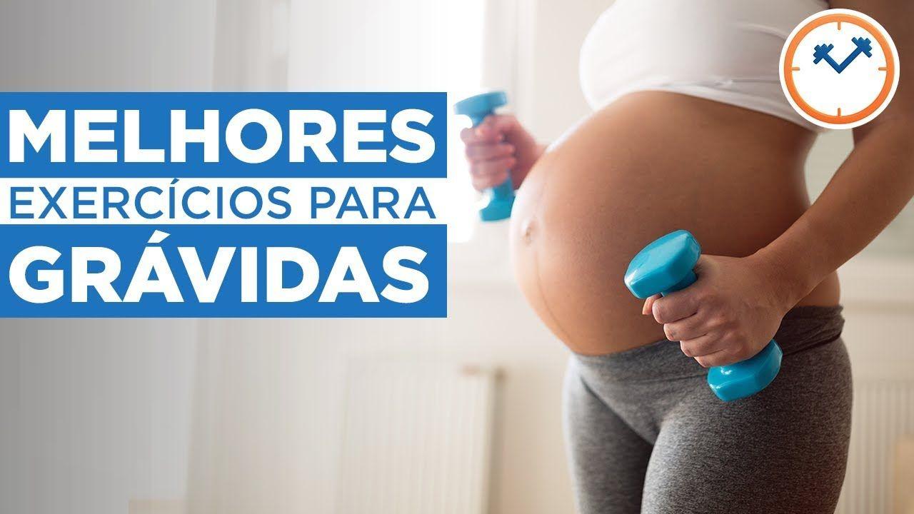 7 Melhores exercícios para praticar na gravidez atualizado