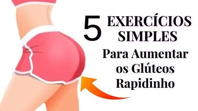 melhores exercicios para aumentar gluteos pinterest