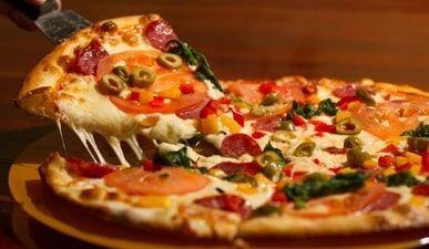 3 Receitas de Pizza Low Carb Pinterest.com 4