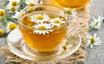 Benefícios do Chá de Camomila Para a Saúde Pinterest.com 3